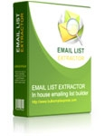 Email List Extractor Professional Edition